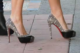 Beautiful designer shoes