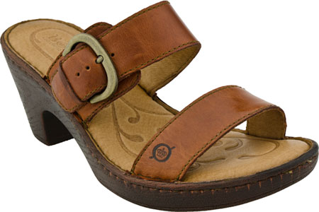 Modern sandals wear