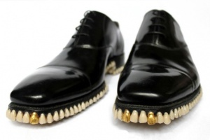 Male funny shoes
