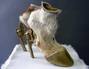 Crazy shoes designs