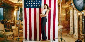 Melinia Trump Fashion