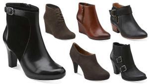 Clark women boots