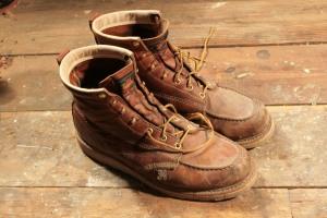 The Weinbrenner boots