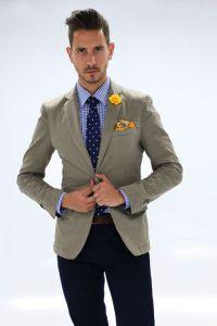 Men elegant wear