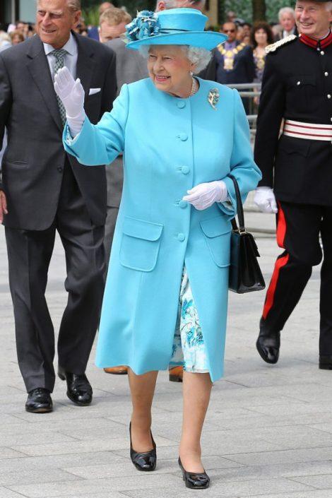 Monarch shoe wear